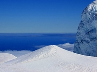 Snaefellsjokull glaciar
