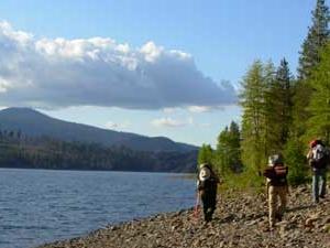 Snag Lake Campground