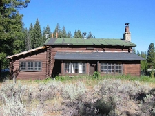 Snake River Land Company Residence & Office - Grand Tetons - Wyoming - USA