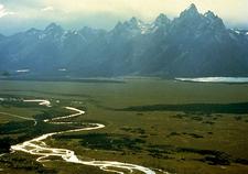 Snake River & The Tetons