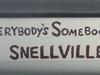 Snellville  Bumper  Sticker