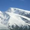 Snow Covered Muztagh Ata Mountain