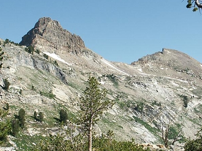Snow Lake Peak