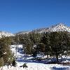 Snow On Mogollon Rim