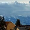 Snow On Mountains - Colorado Springs Front Range