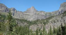 Snyder Lake Trail - Glacier - Montana - USA