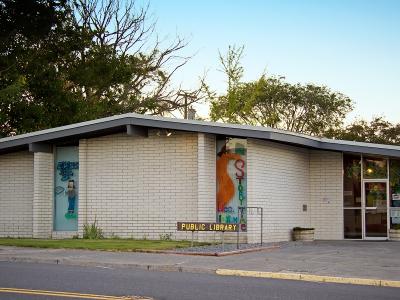 Soap  Lake  Public  Library