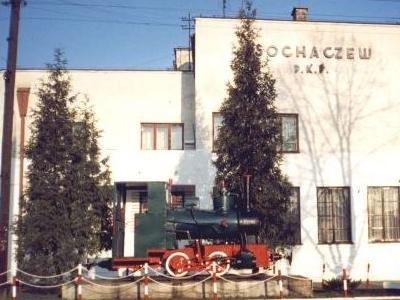 Sochaczew's Narrow-Gauge Railways Museum