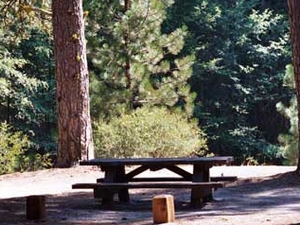 Soda Springs Campground