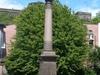 Memorial Cross For Soldiers Of Edinburgh Castle