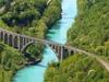 Solkan Bridge - Nova Gorica