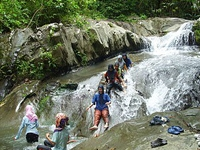 Sorinsim Waterfall