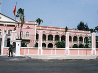 Sao Tome City