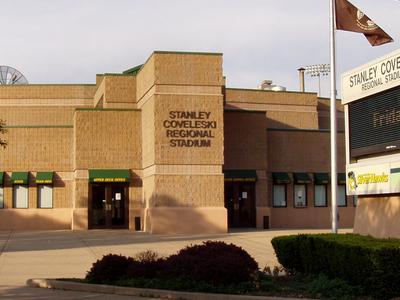 South  Bend  Coveleski  Stadium