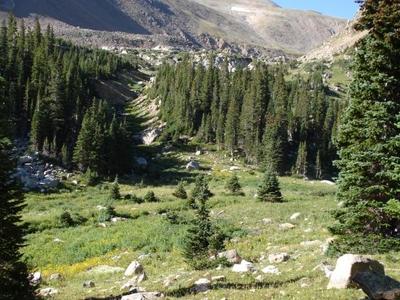 South Boulder Creek Trail