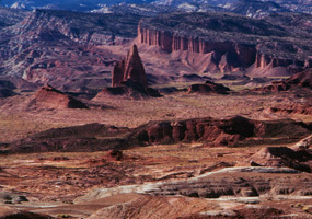 South Desert - Capitol Reef - Utah - USA