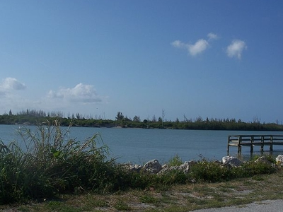 South End Of The Sebastian Inlet State Park