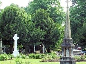 Sul do Cemitério