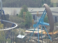 Carowinds Theme Park
