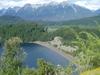 Southern Shore Of Lake Espejo Viewed