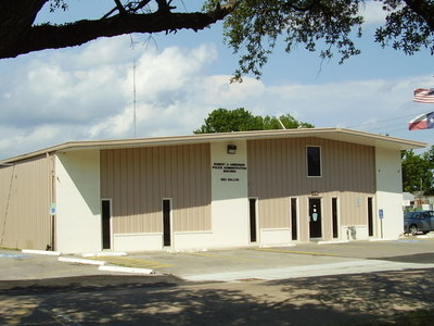 South Houston P D Front Entrance Texas