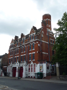 View Of South London Theatre