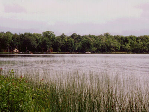 South Manistique Lake State Forest Campground