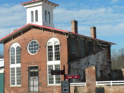 South Side Railroad Depot Petersburg