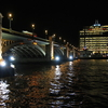 Southwark Bridge At Night