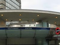 La estación de metro de Southwark