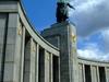 Soviet War Memorial In Berlin