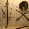 Spear, Dagger, Sword And Shield