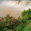 Spectacular View Of Chitrakoot Waterfalls