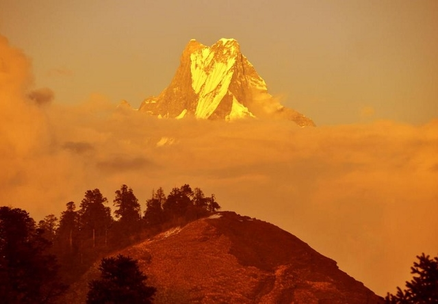 Mardi Himal Trekking Photos