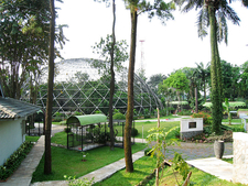 Spherical Cage Bird Park