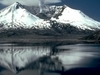 Spirit Land And Mount St. Helens