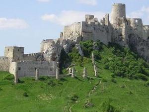 Levoca, El Castillo de Spis