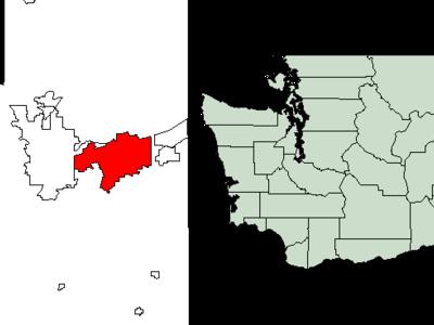 Spokane  Valley In  Spokane  County