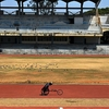 Sree Kanteerava Stadium - Practice Session