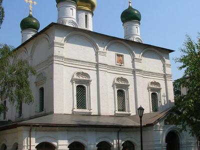 Sretensky Monastery