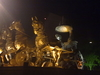 Sri Krishna Chariot At Brahma Sarovar