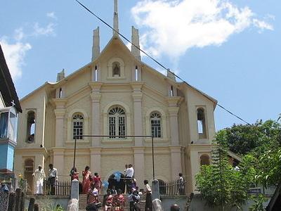 Ss.Peter-Paul Catholic Church, Ratnapura