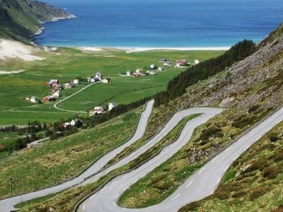 The Village Of Hoddevik