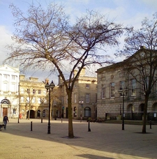 Stafford Shire Hall