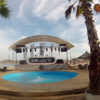 Stage Of Club Kalypso At Zrce Beach