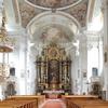 St Alban Pfarrkirche-Interior
