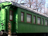 Stalins Railway Carriage