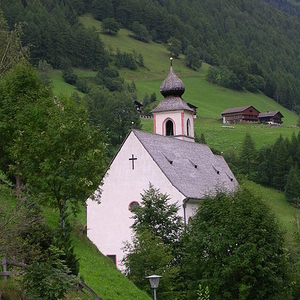 St- Andreas Church Am Großvenediger Austria