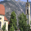 St- Andreas Parish Church Zams Austria