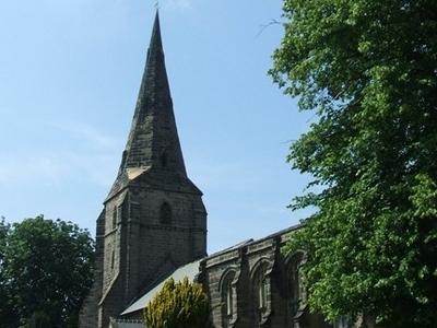 St Andrews Church Bebinton